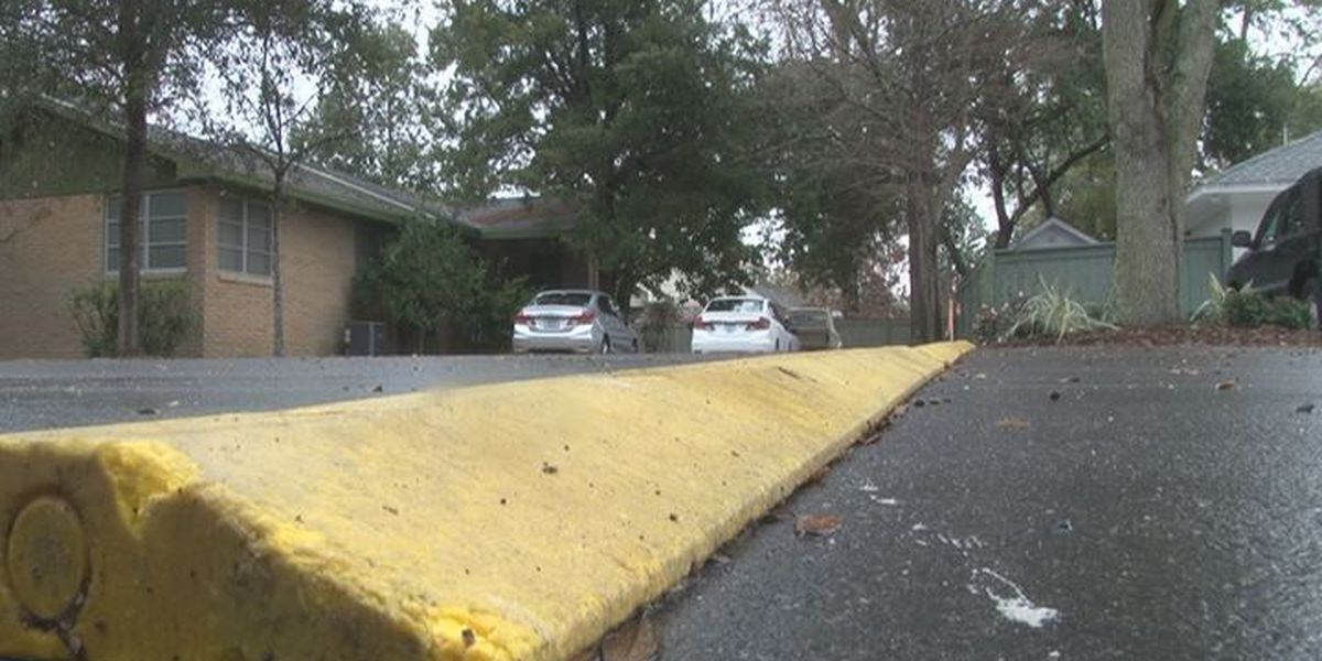 Ocean Springs residents grateful for new speed bumps