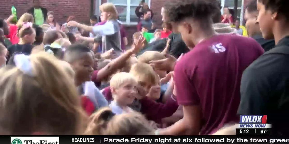 Picayune pep rally boosts players headed to 5A state championship