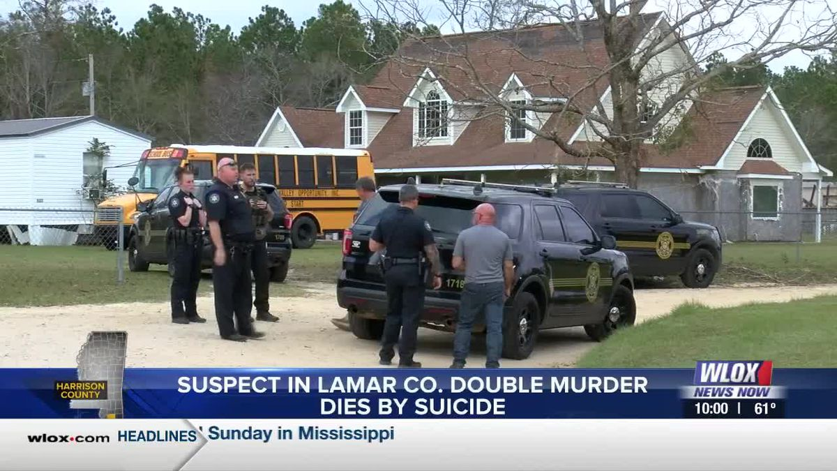 Suspect wanted for Lamar County murder found dead in ...