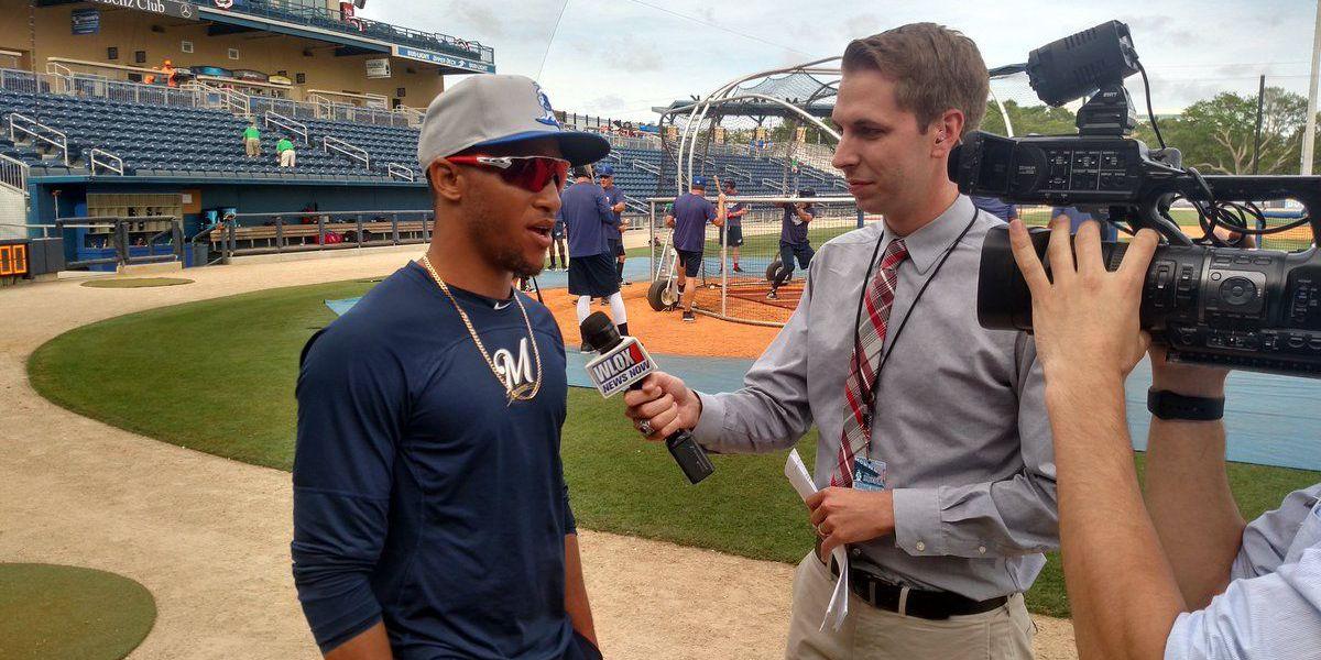 Shuckers' OF Johnny Davis provides ESPN Sports Center's top play