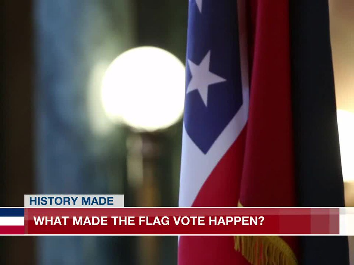 Senator: Bill to change state flag would have died under then-Lt. Gov. Reeves