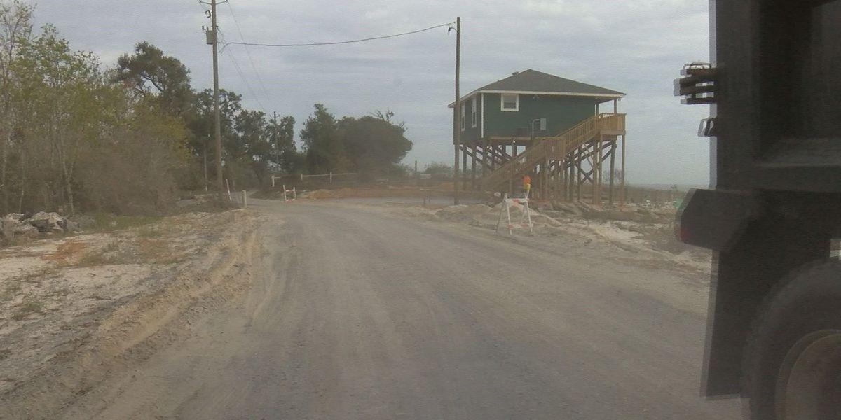 Jackson County crews continue to make Nate repairs as hurricane season ends