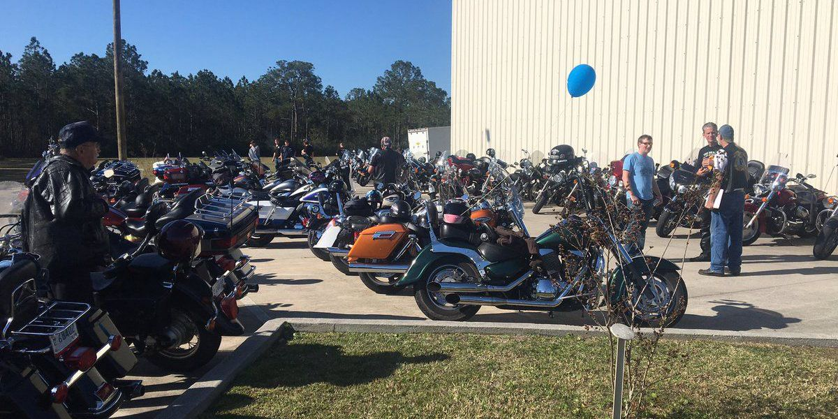 Fellowship, fun at the annual Blessing of the Bikes