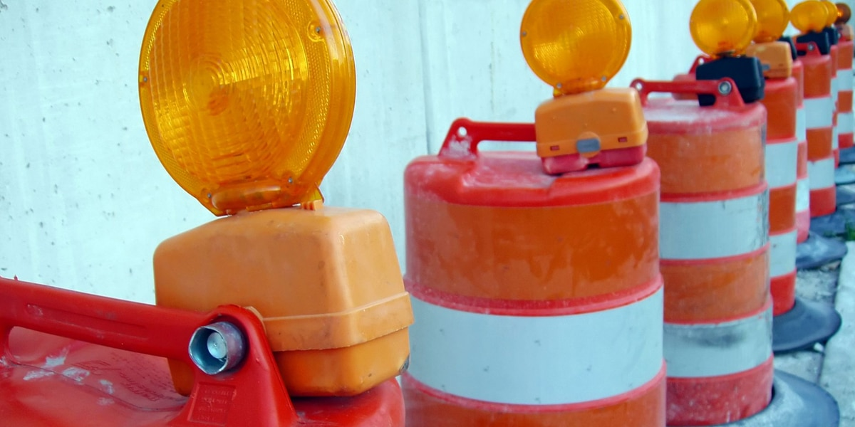 Two road projects expected to impact traffic in Pascagoula