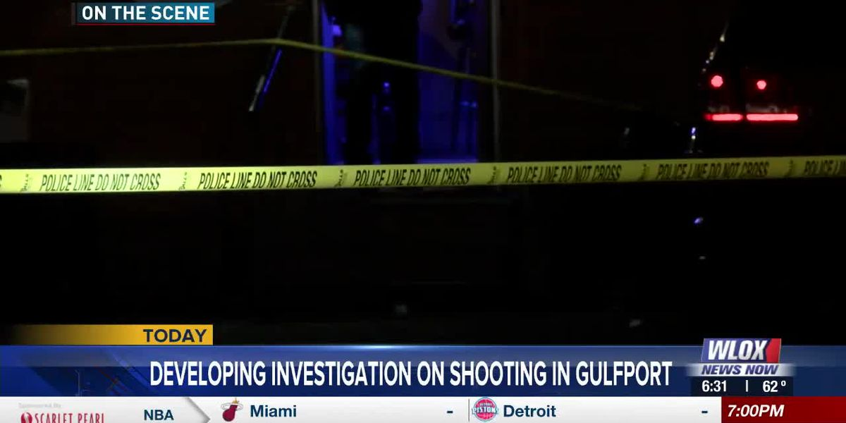 LIVE: Gulfport police investigating two separate early morning shootings