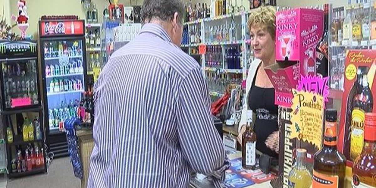 Liquor sales increase for New Year's celebrations