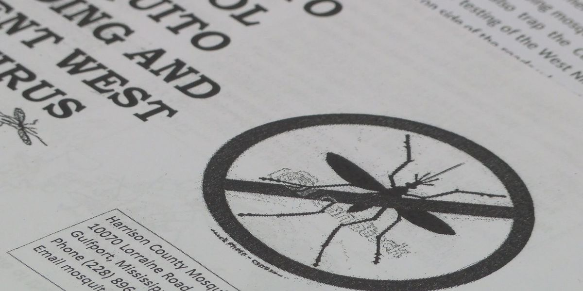 Officials confirm West Nile virus in Harrison County
