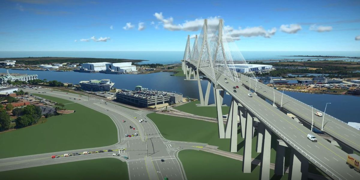 Proposed Mobile Bay toll bridge 'dead' after 8-to-1 vote