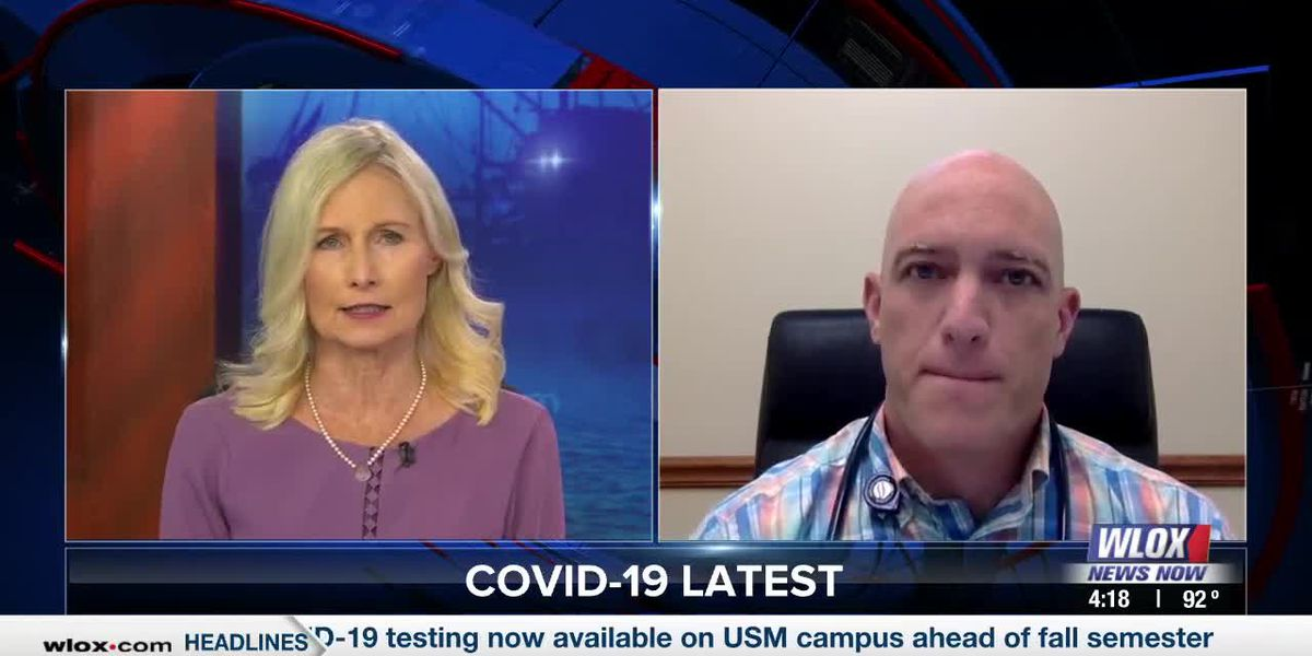Tuesday's COVID-19 FAQs with Dr. Bobby Swinney