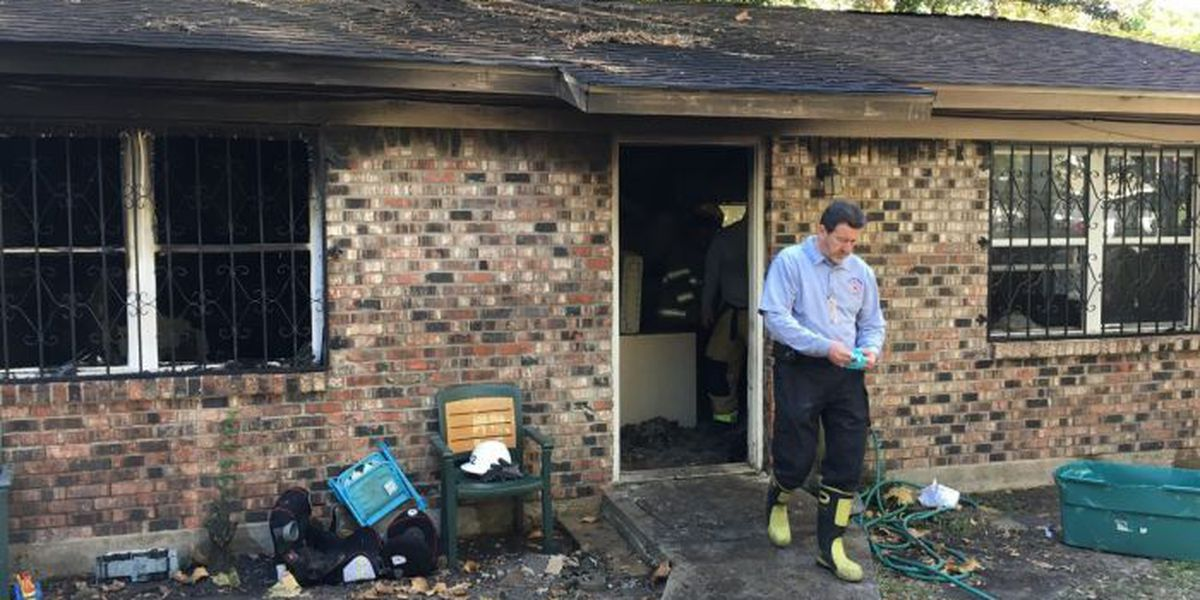 Ocean Springs family of five left homeless after fire