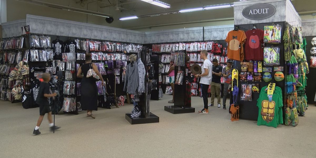 halloween shop employees discuss most popular costumes of 2016