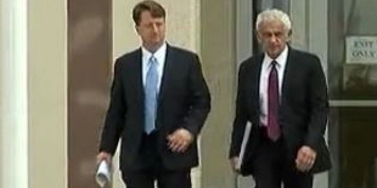 Sean Anthony gets probation for bribery charge