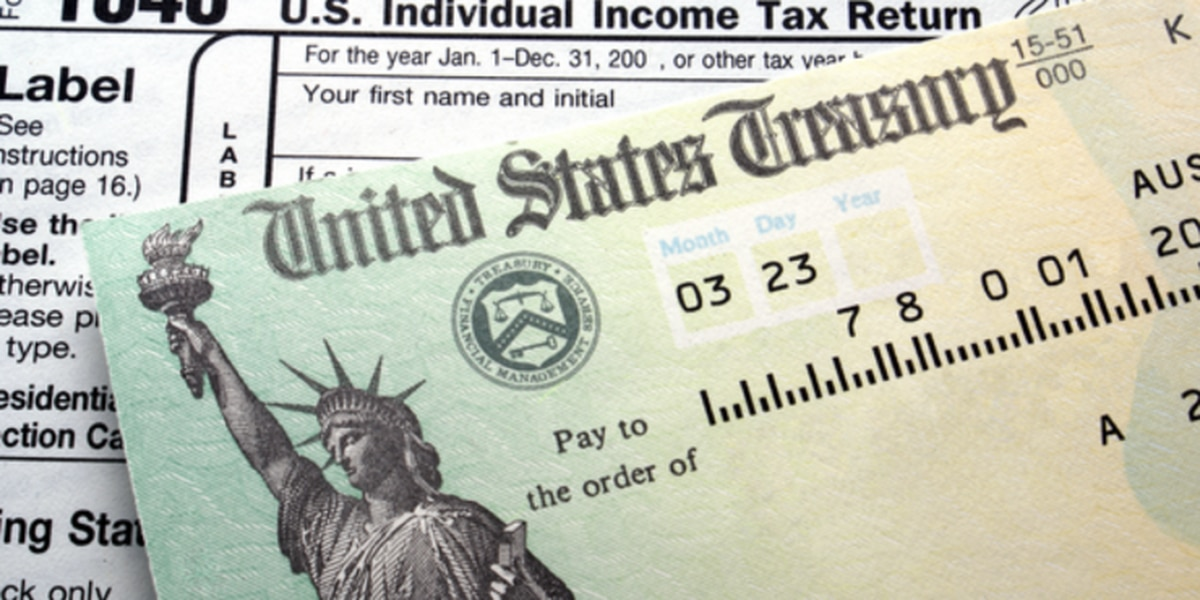 You will get your tax refund after all, White House says