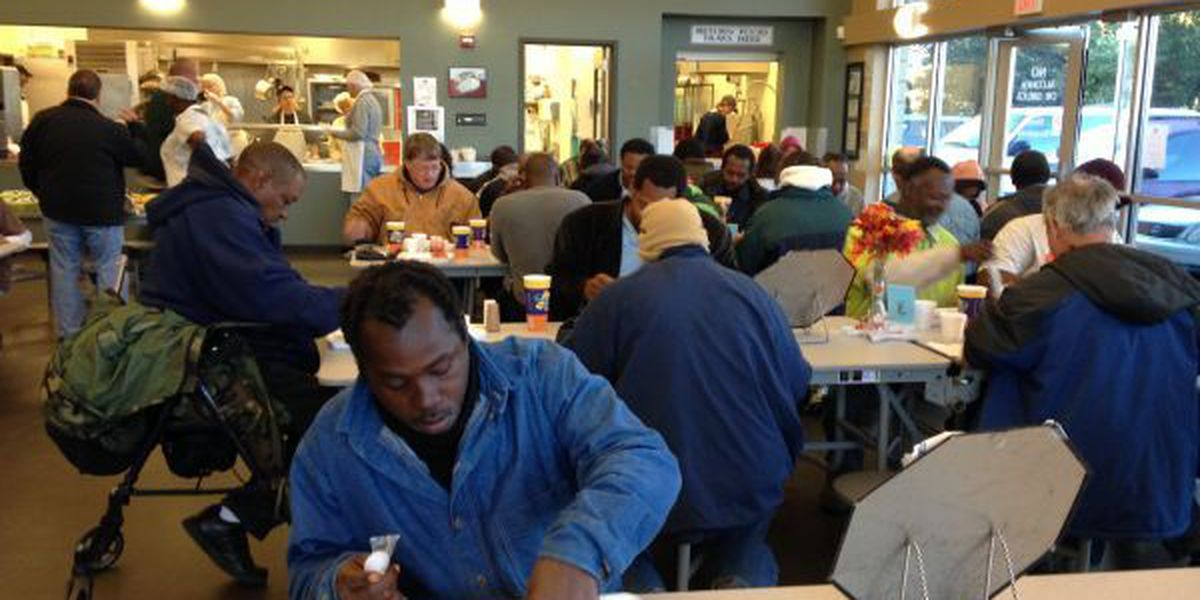 Freezing temps force soup kitchen to open for breakfast