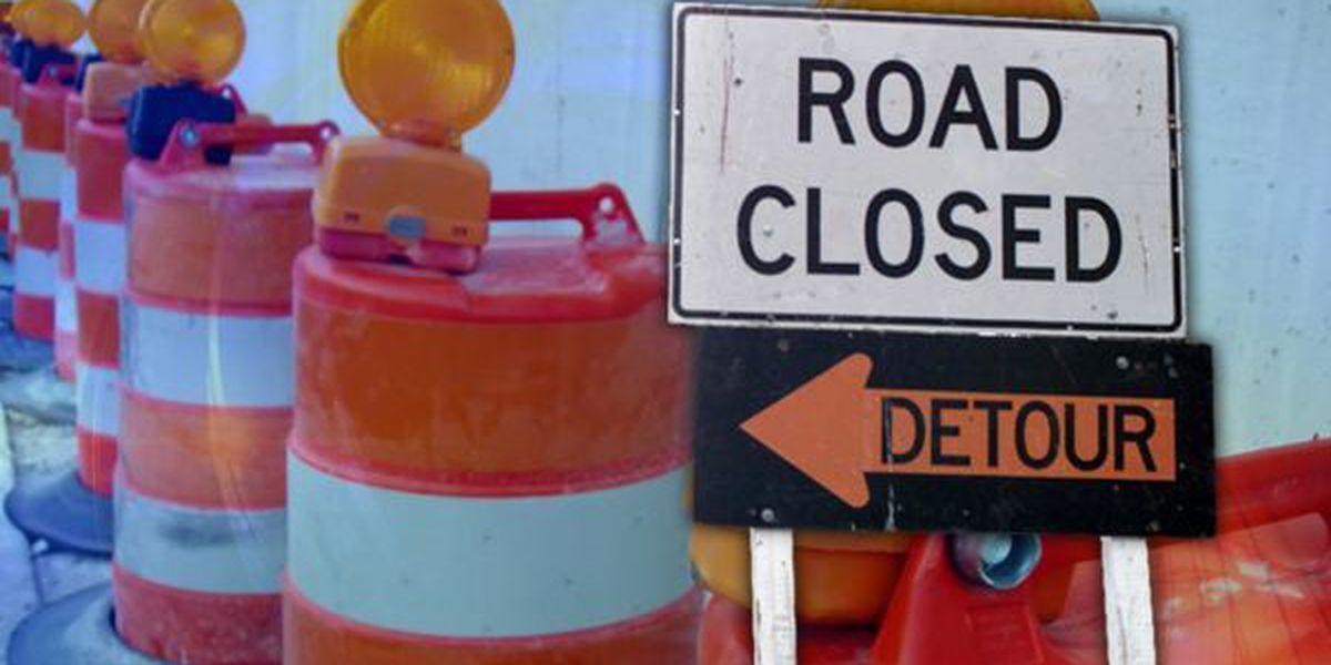 Lorraine Road closed