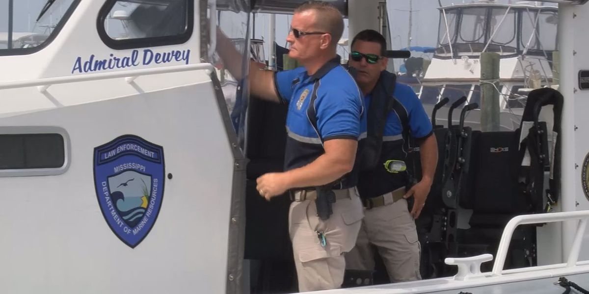 Operation Dry Water aims to keep boaters safe during holiday weekend