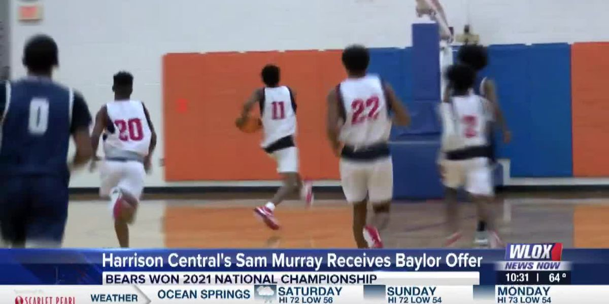 Harrison Central's Sam Murray offered by Baylor