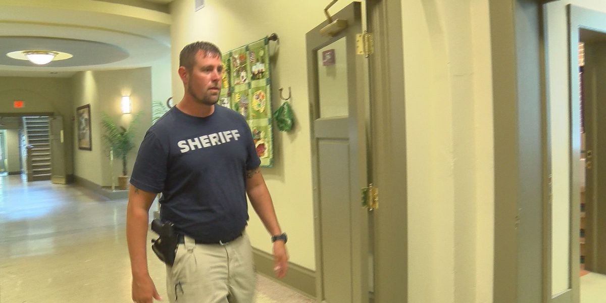 Full-time deputy now on duty at Stone County Courthouse