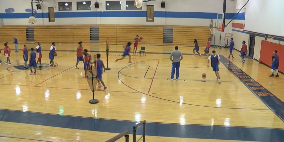 The Pascagoula Panthers ready to make a run in the 6A basketball playoffs