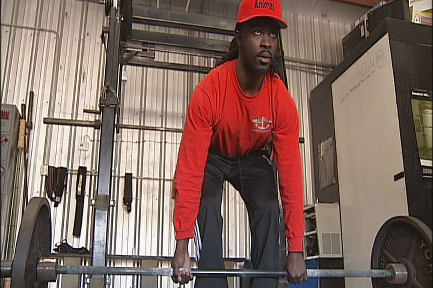 Richard Hawthorne is pound-for-pound the Strongest Man in