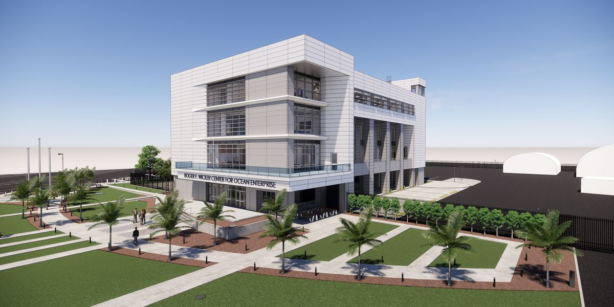 Port of Gulfport still searching for new director as new research center rises