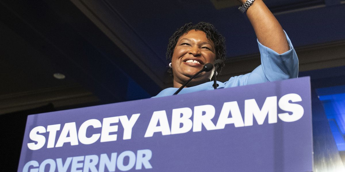 Democrat Abrams files new suit in Georgia governor's race