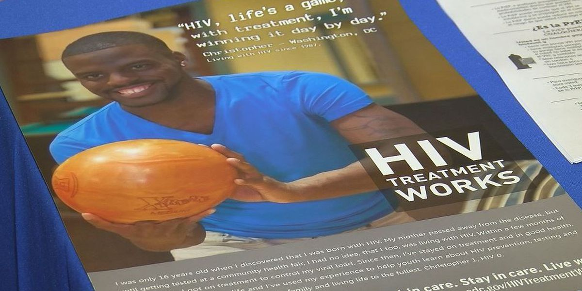 Coast leaders get out message on National Black HIV/AIDS Awareness Day