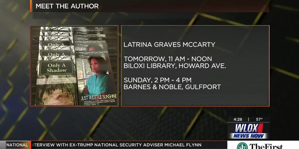 Meet the Author: Latrina Graves McCarty with 'Olivia's Journey'