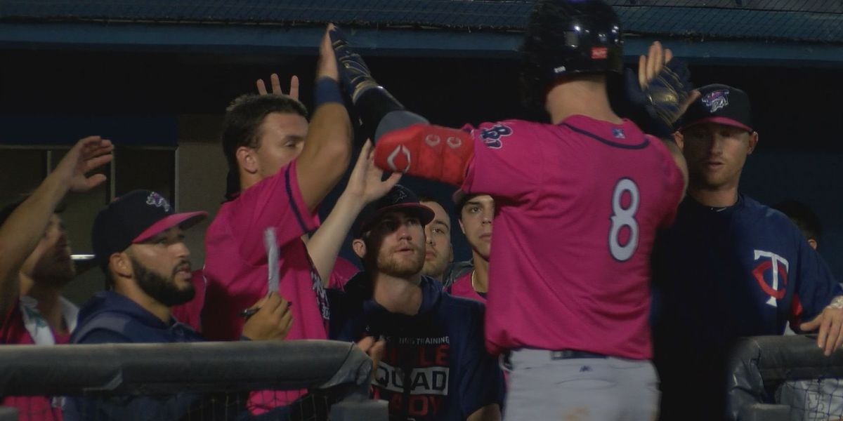 Wahoos post five-run ninth inning to force Game Five against Shuckers