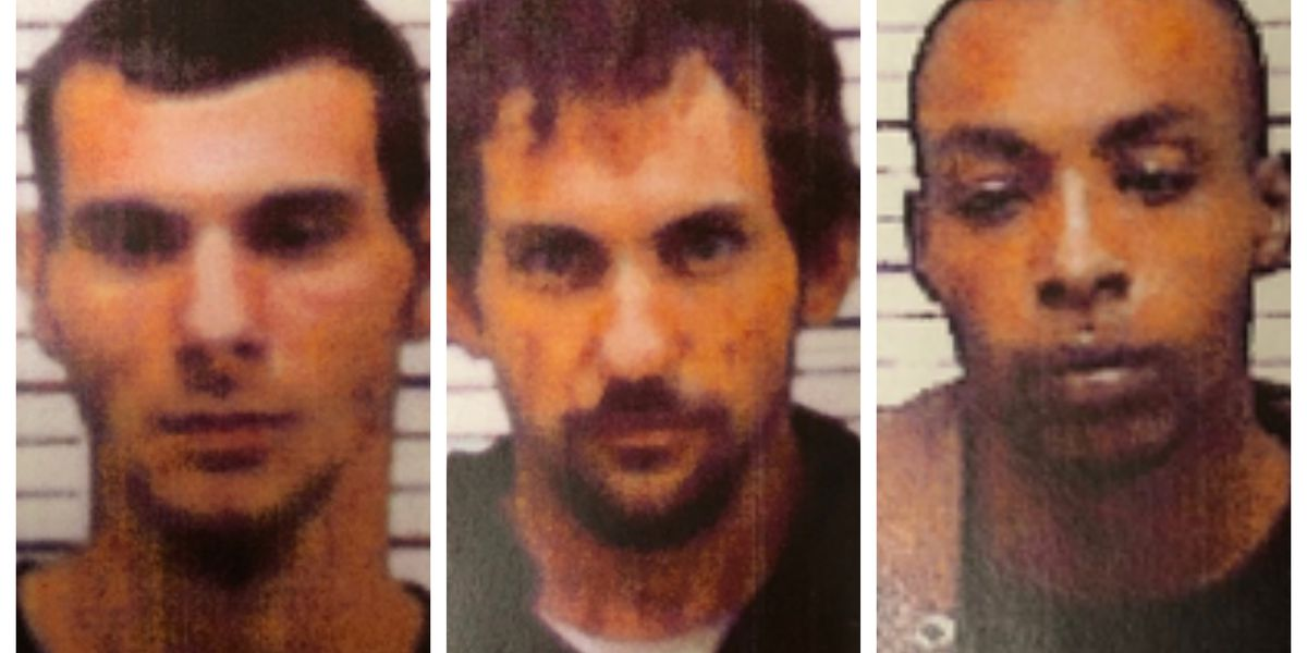 Manhunt continues for escaped Covington County inmates
