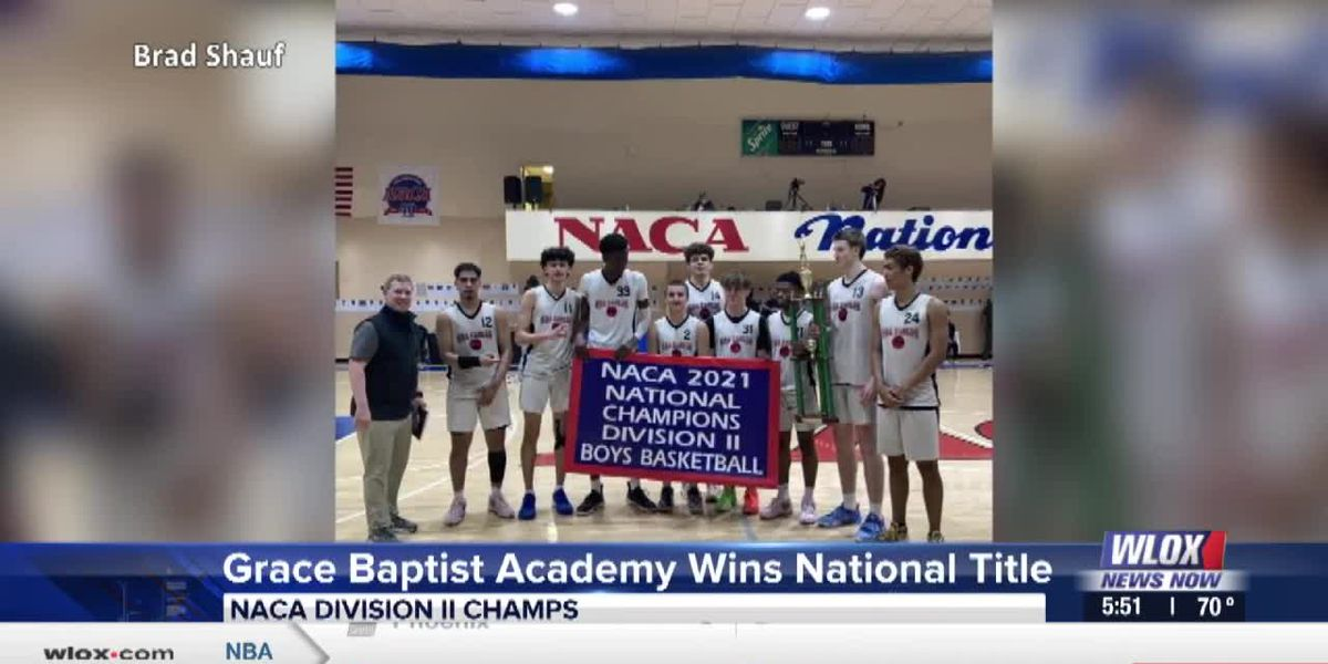 Grace Baptist Academy brings home national title