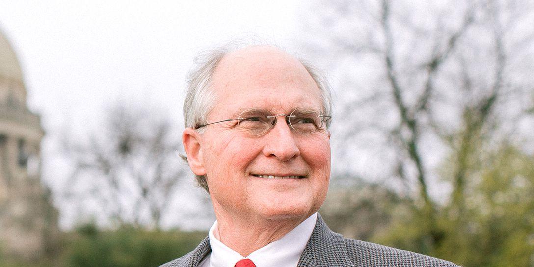 Retired Chief Justice Bill Waller, Jr. discusses gubernatorial bid