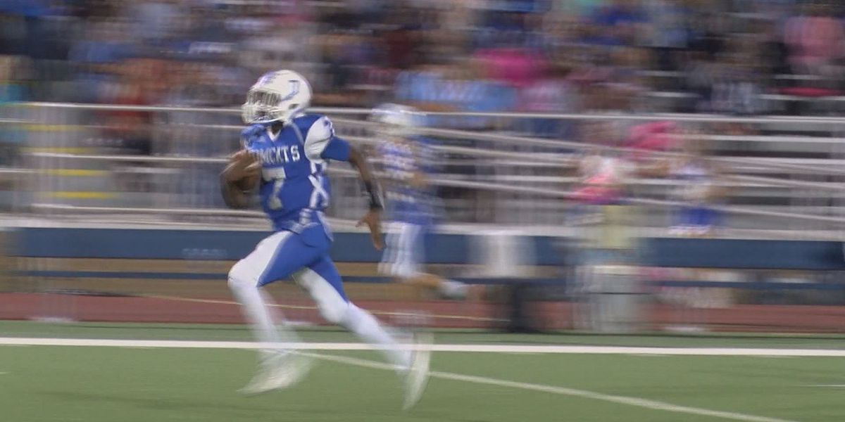 Enrique Whaley is a difference maker for the Stone Tomcats since moving to quarterback