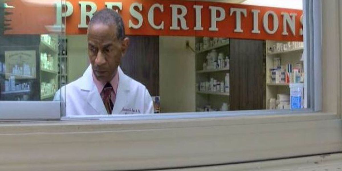 Black History Month Spotlight: Moss Point Pharmacist Clarence Dubose
