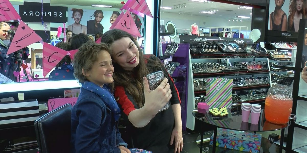 11-year-old with brain cancer treated to day of pampering