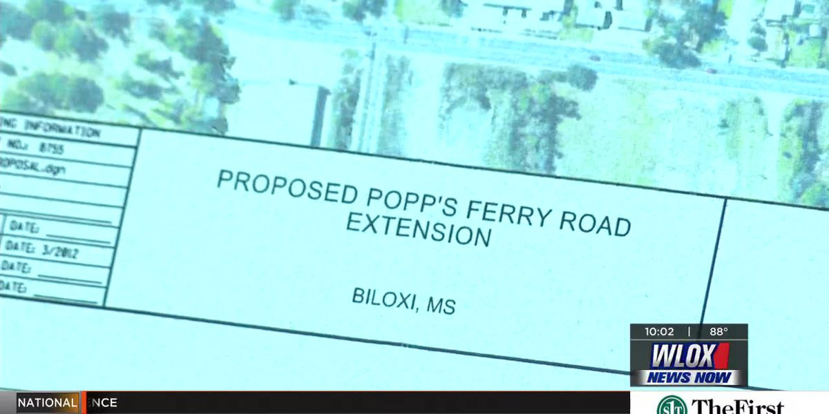 Popp's Ferry extension causing concern for residents in path of planned road