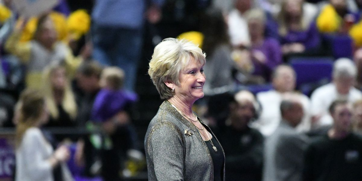 D-D Breaux retires after 43 years at LSU
