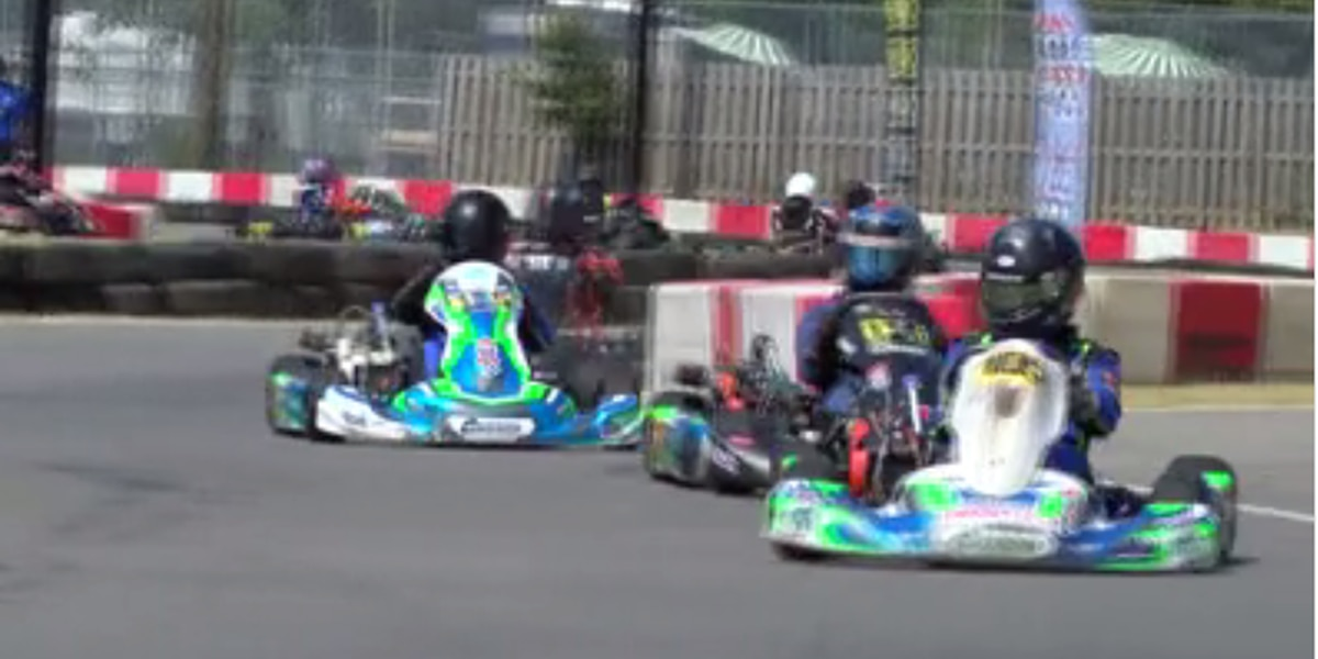 Engines roar as Rok Cup USA comes to Finishline Performance Karting