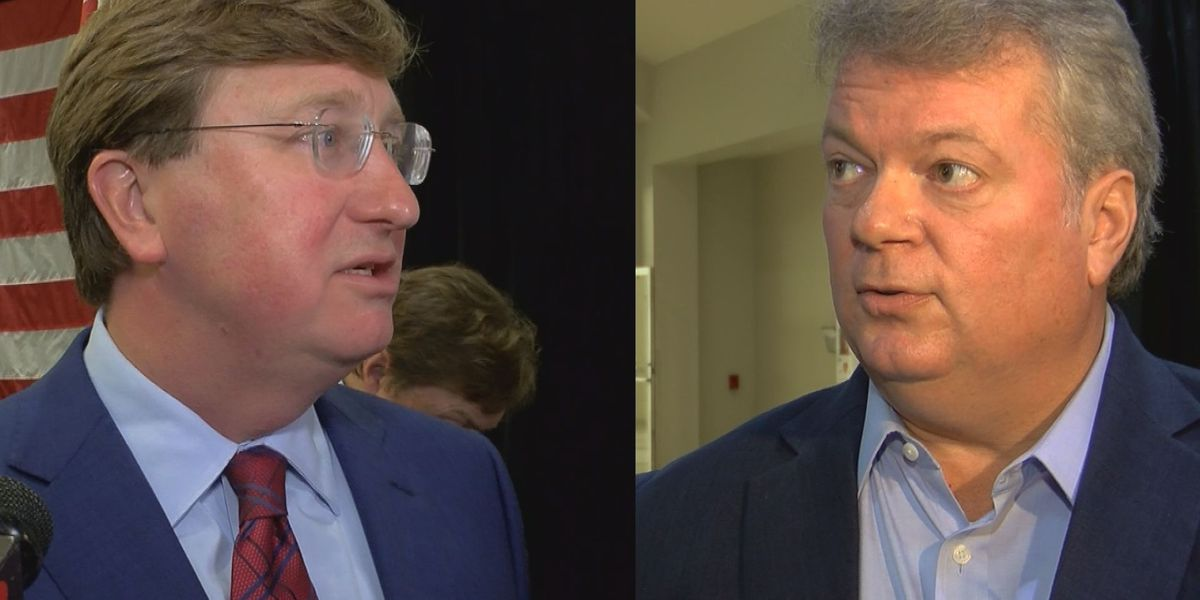 Tate Reeves' campaign responds after opponent Jim Hood releases report on controversial Frontage Rd. project