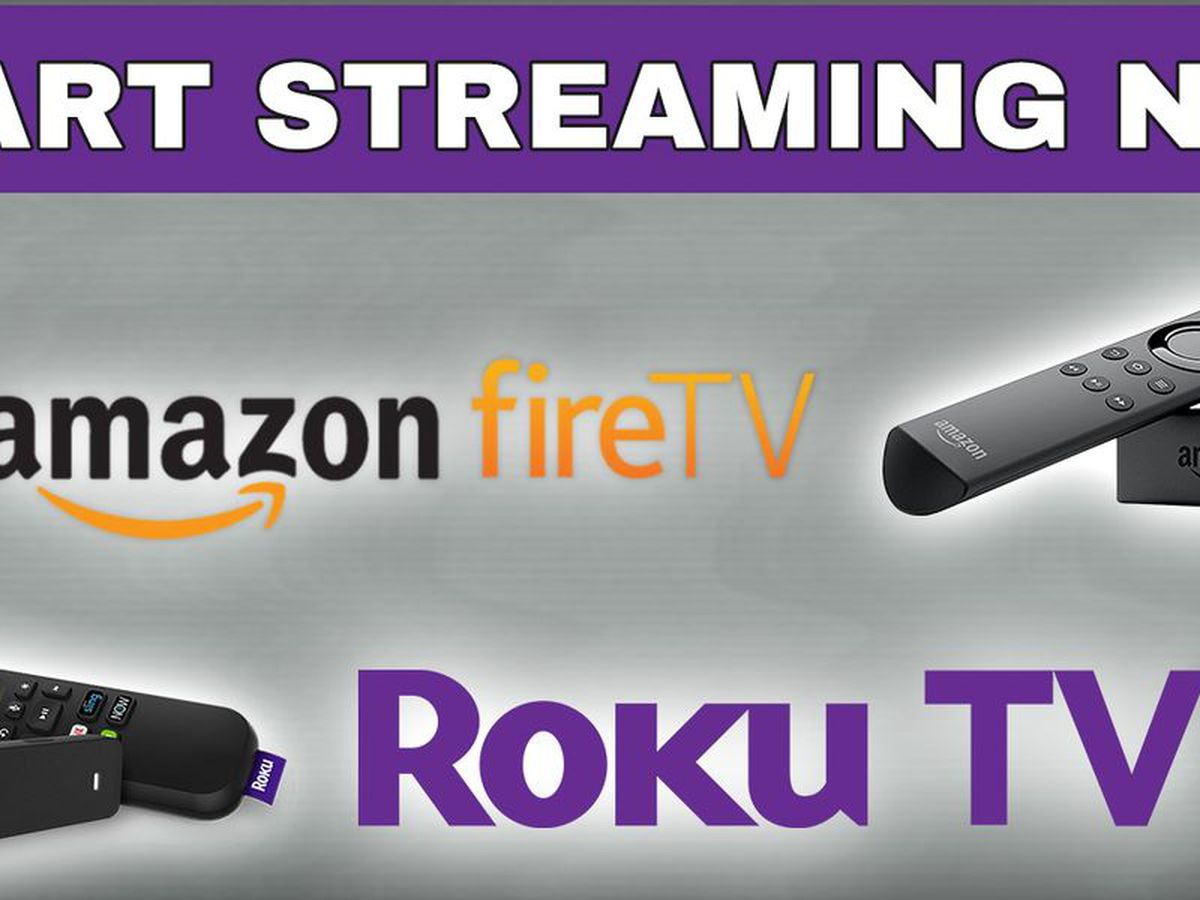 Stay connected with WLOX on ROKU and Amazon Fire