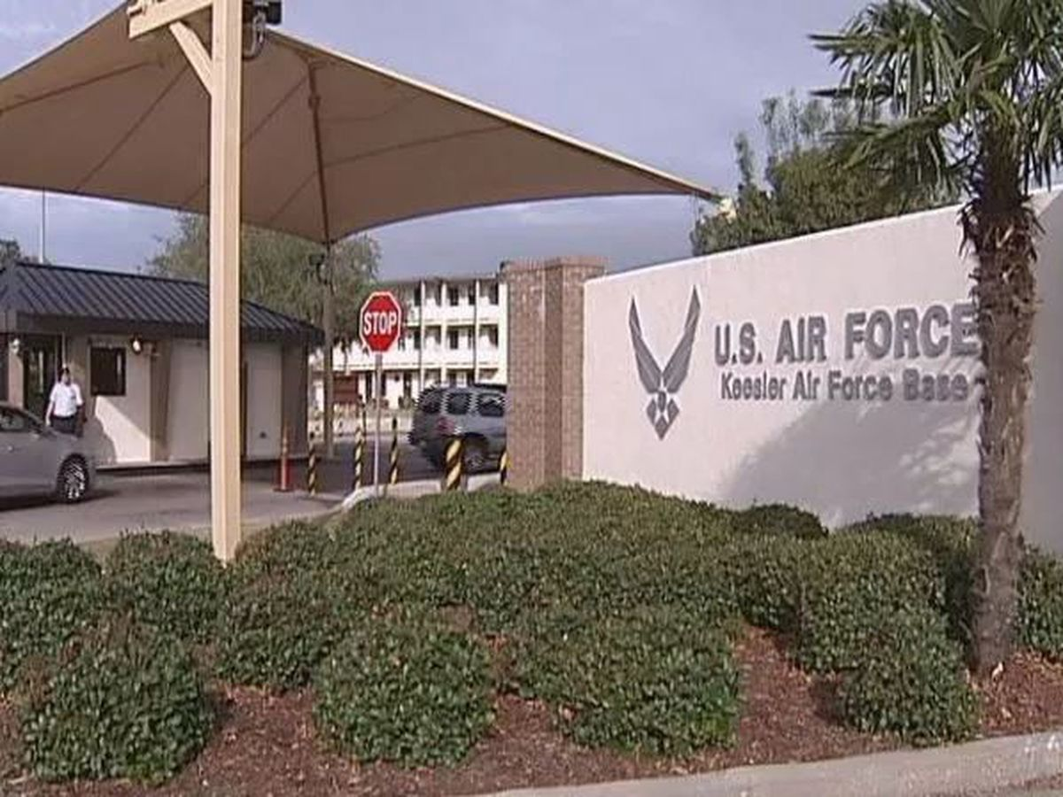 Keesler AFB's White Avenue gate closed for exercise