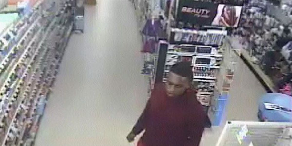 Man wanted for stealing $10k in cigarettes from Dollar General