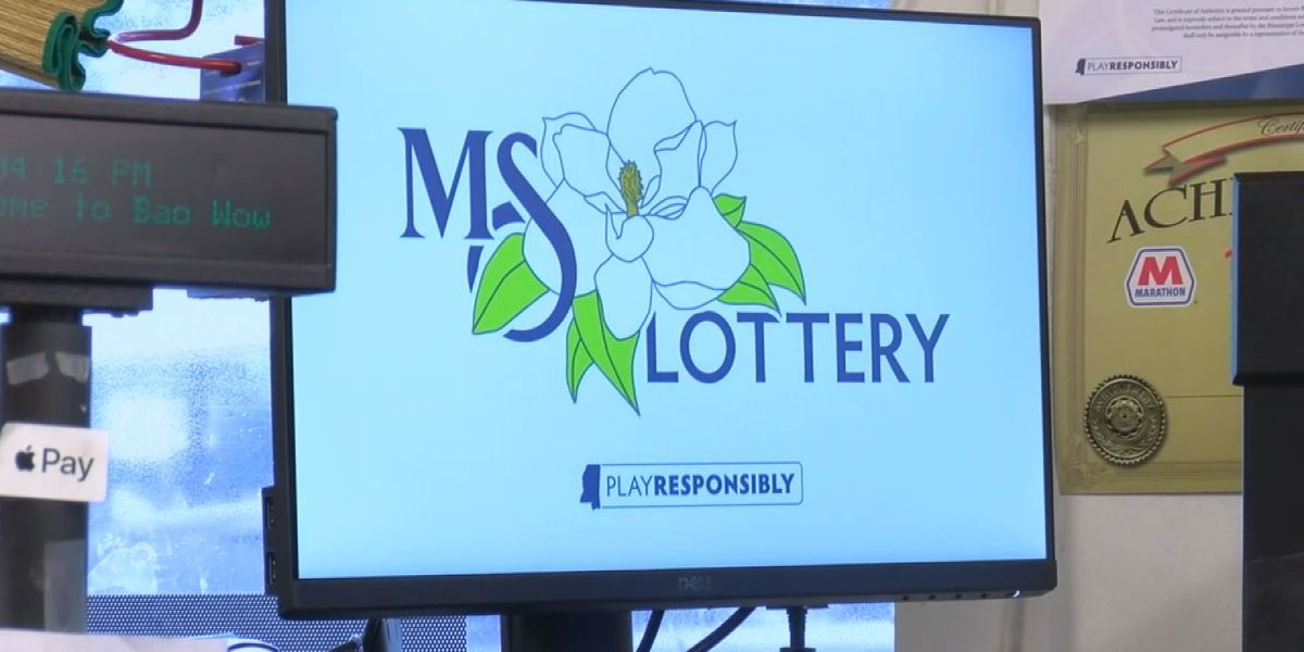Lottery tickets now on sale in Mississippi