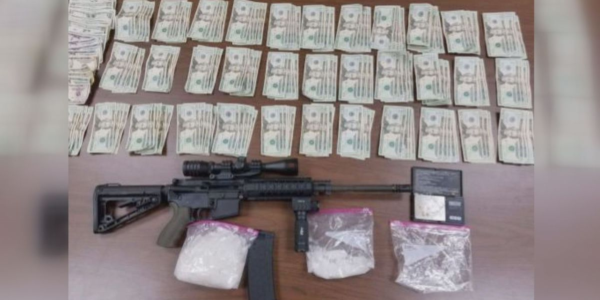 Police: Man arrested in Vicksburg for having over 500 grams of meth