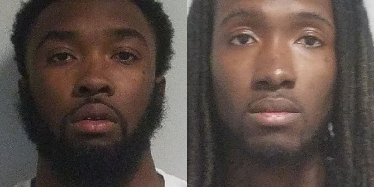 Two men charged after fatal shooting in Biloxi