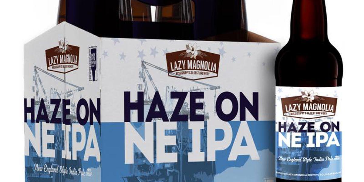 Lazy Magnolia joins New England IPA haze craze with new brew