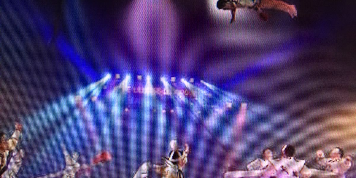 High-flying show opens at Beau Rivage