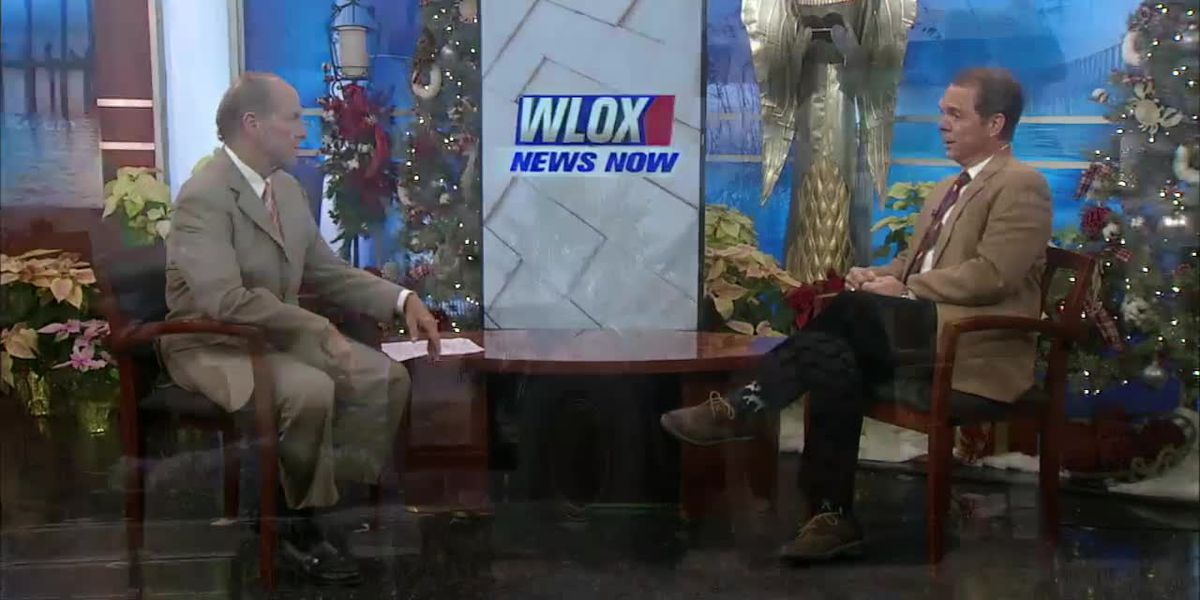 Gulfport Mayor Billy Hewes talks about development
