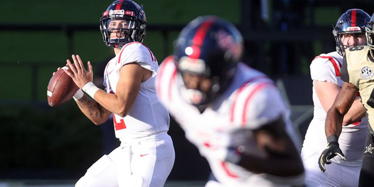 Ole Miss cruises by Vanderbilt in offensive explosion