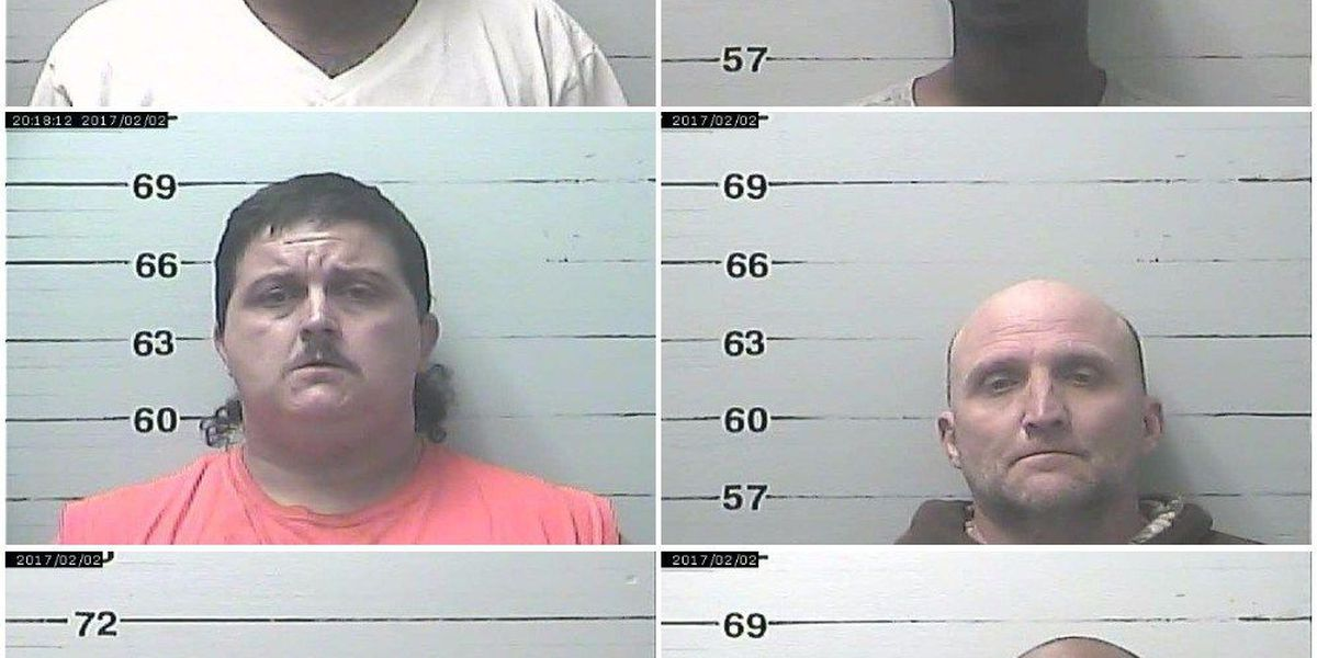 Update: 8 more alleged gang members linked to drug crimes